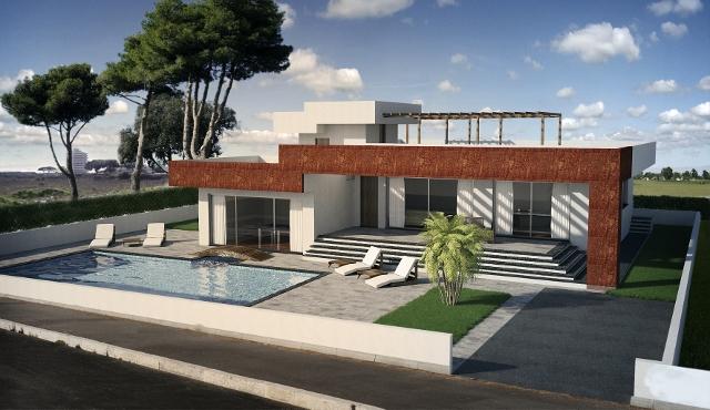 Casa indipendente in vendita a terracina latina for Modelli case moderne